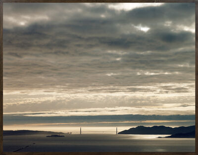 Richard Misrach, 'Golden Gate Bridge, 2.27.99, 5:12 pm', ca. 1999