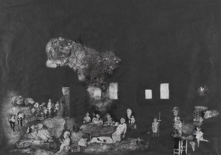 Cat Roissetter, 'Violent Ordeals (Dark Dinner)', 2011
