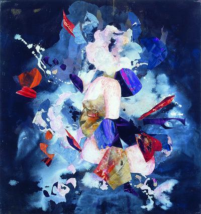 Sheila Girling, 'Floral Mist', 2007