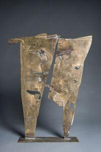 Pietro Consagra, 'Racconto del demonio n.1', 1962