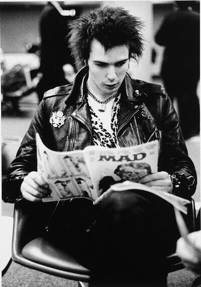 Bob Gruen, 'Sid Vicious, Baton Rouge, Louisiana', 1978