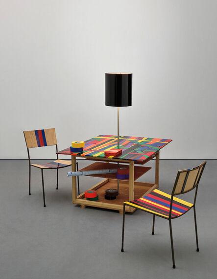Franz West, 'Creativity: Furniture Reversal', 1998