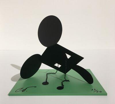 """Claes Oldenburg, 'Geometric Mouse Scale E """"Desktop"""" ', 2013"""