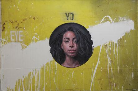 Tim Okamura, 'The Letter I', 2015