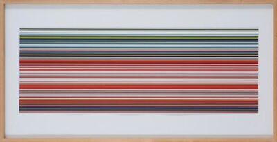 Gerhard Richter, 'Strip (3168)', 2011