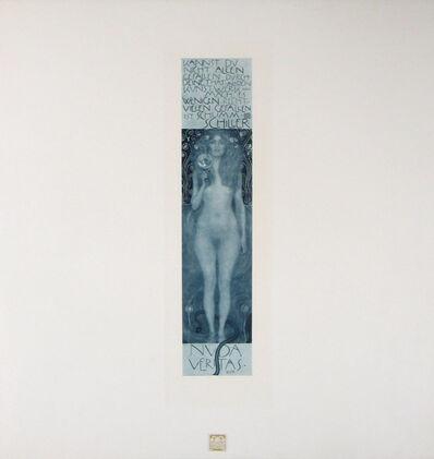 Gustav Klimt, 'Nuda Veritas [Das Werk Gustav Klimts]', 1908-1914