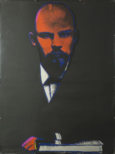 Andy Warhol, 'Lenin', 1987