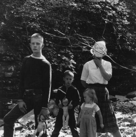 Ralph Eugene Meatyard, 'Untitled', 1962