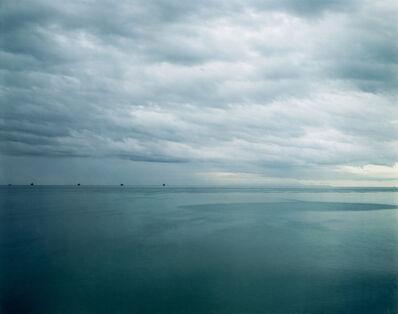 Richard Misrach, 'Oil Derricks, Santa Barbara', 1984