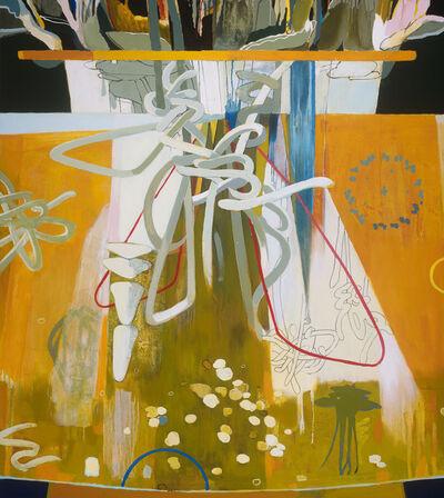 Frances McCormack, 'Red Loop', 2015