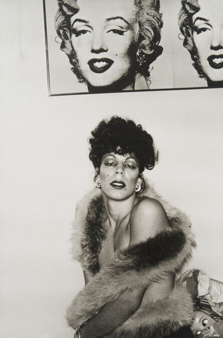 Nan Goldin, 'Ivy with Marilyn, Boston', 1973