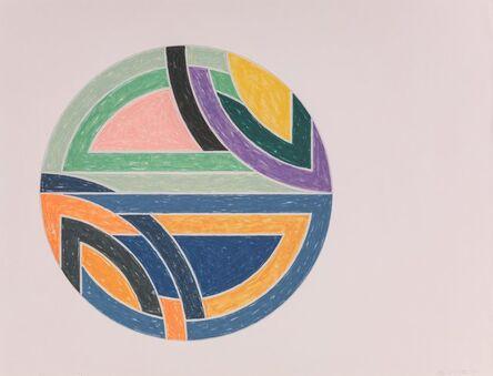 Frank Stella, 'Sinjerli Variation II', 1977