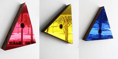 Sinisa Kukec, 'Ironic Dystopia (Red Yellow Blue)', 2015