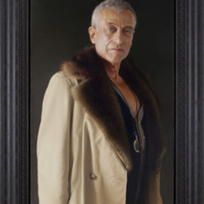 David Nipo, 'Portrait of Ronald Fuhrer', 2011