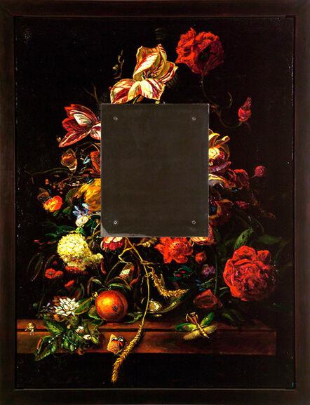 David Bierk, 'Still Life with Steel, to van Aelst', 1999