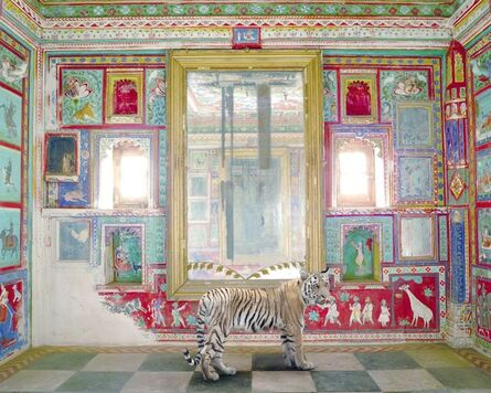 Karen Knorr, 'Durga's Mount, Junha Mahal, Dungarpur', 2012