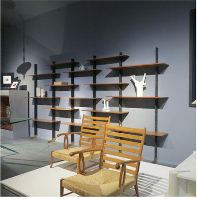 Ignazio Gardella, 'Modular bookcase - Lib 2', 1950's