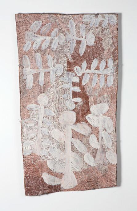 Nyapanyapa Yunupingu, 'Dharpa', 2016
