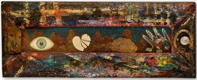 Bert L. Long, Jr, 'Answer to Van Gogh', 1987