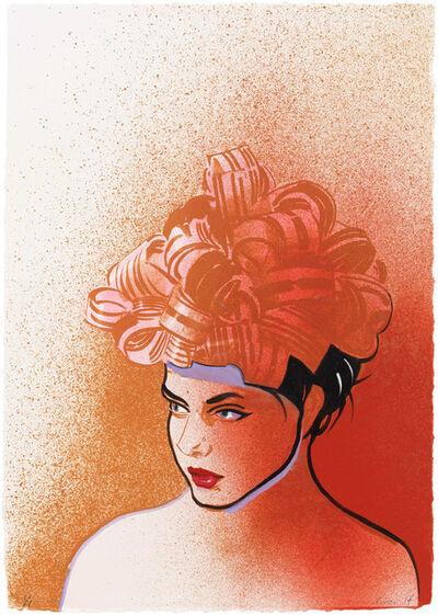 Will Cotton, 'Ribbon Candy Hannah (Var. 18)', 2014