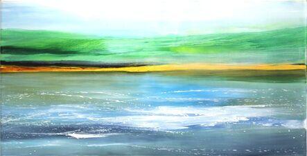 Bettina Mauel, 'Shoreline II', 2015