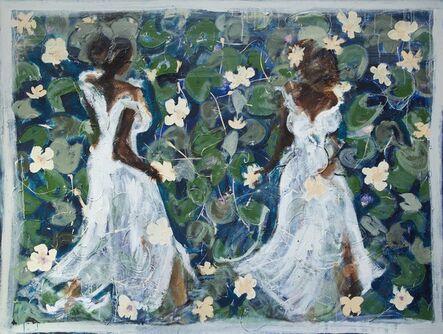 John Maitland, 'Field of Lilies', 2014