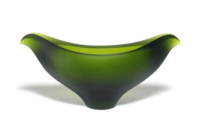 Mike Crawford, 'Kumete Manu (Green)', 2018
