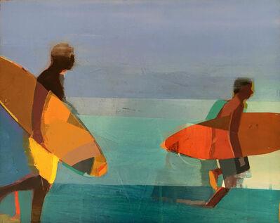 Suhas Bhujbal, 'Surfers', 2016