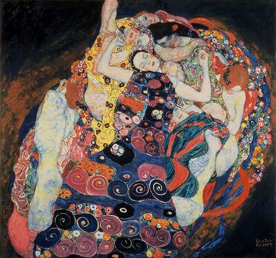 Gustav Klimt, 'The Virgin', 1913