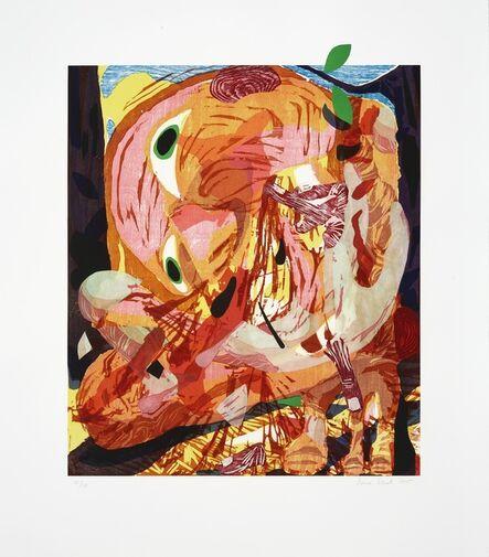 Dana Schutz, 'Self Eater', 2005