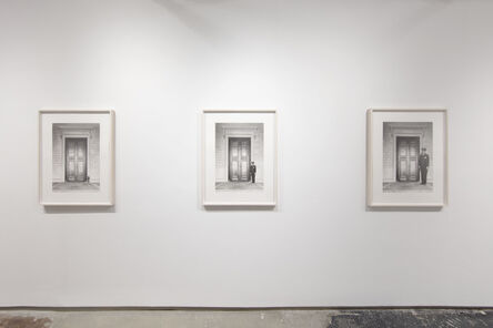 Martí Cormand, 'They Might be Giants (Triptych)', 2020
