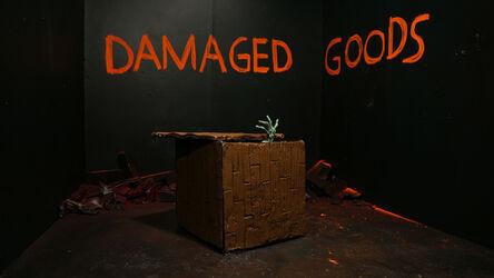 Nathalie Djurberg & Hans Berg, 'Damaged Goods', 2019