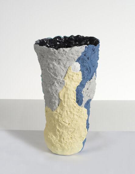 OrtaMiklos, 'Volcano Vase', 2020