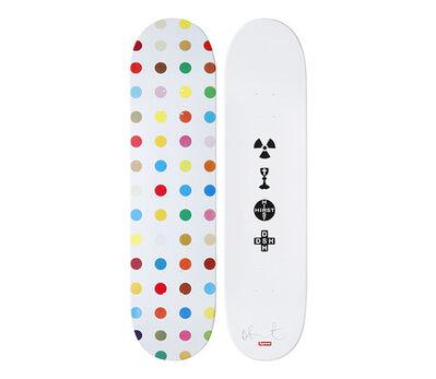 Damien Hirst, 'Skateboard Deck', 2009
