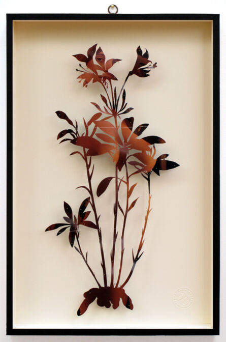 Paolo Giardi, 'You Can Learn a Lot of Things From the Flowers - Plant CXVI', 2014