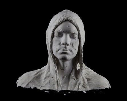 Tim Silver, 'Untitled (bust) (Selleys Spakfilla Rapid)', 2011