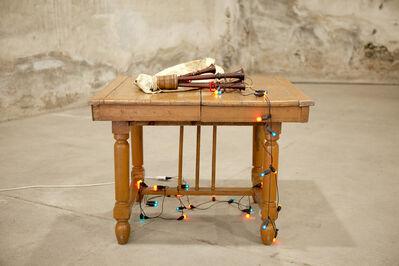 Luca Vitone, 'Corteggiamento Calliope', 2002