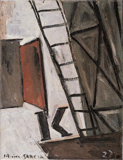 Joaquín Torres-García, 'Interior', 1927