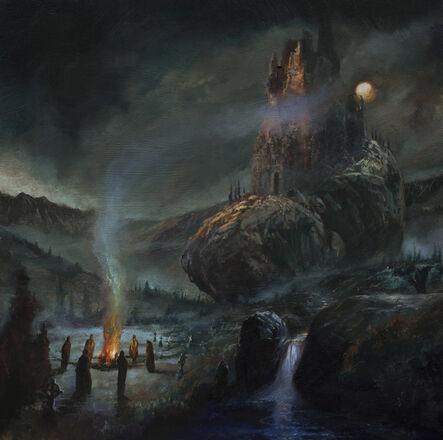 Adam Burke, 'Necromandus', 2018