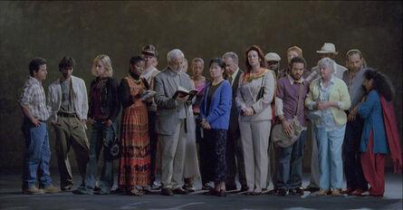 Bill Viola, 'The Raft', 2004