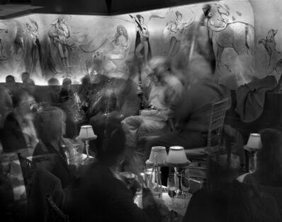 Matthew Pillsbury, 'Woody Allen and Eddy Davis New Orleans Jazz Band, Cafe Carlyle', 2011