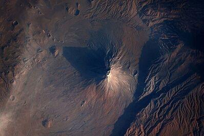 Guy Laliberté, 'Tanzania, Ol Doinya Lengal Volcano', 2009
