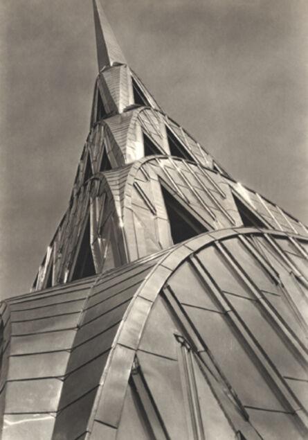Margaret Bourke-White, 'Chrysler Building'
