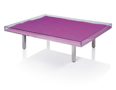 Yves Klein, 'Table Monopink™'