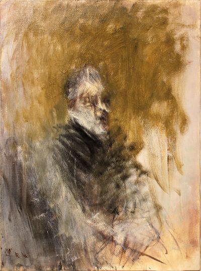 Ryo Hirano, 'Self Portrait', 1971