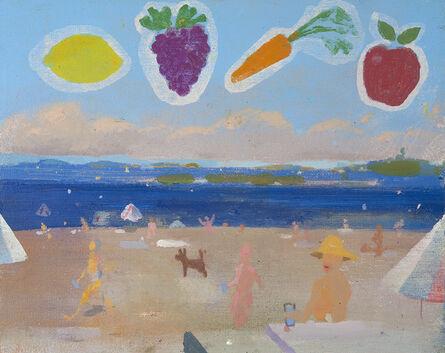 Tollef Runquist, 'Flying Fruit '