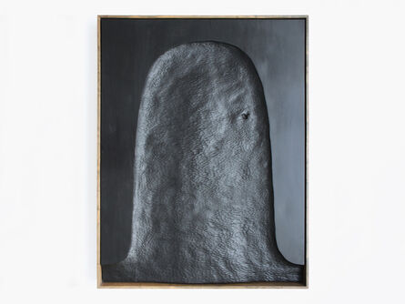 Julian Watts, 'Black Painting (Shroud)', 2017