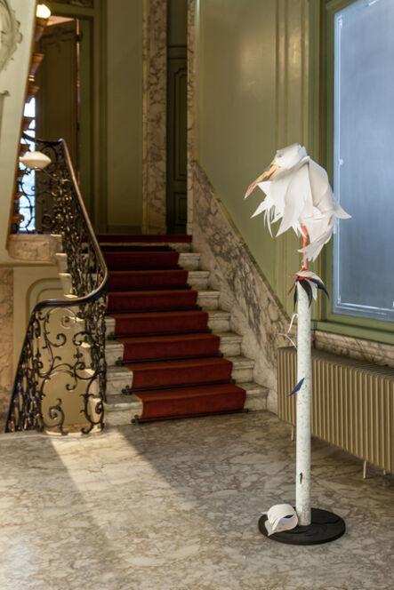 Karen Sargsyan, 'Now a Philosopher - Stork', 2015