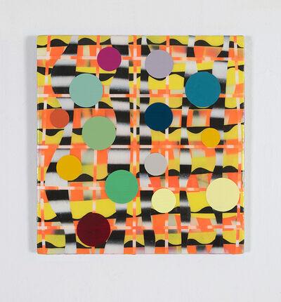 Ronnie Hughes, 'Test Pattern', 2014