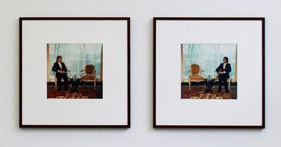 Ger van Elk, 'The Symmetry of Diplomacy I', 1971